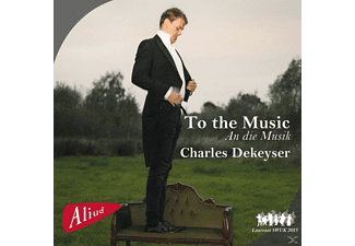 Charles Dekeyser - To The Music - (CD)