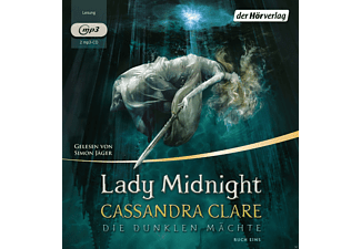 Lady Midnight - 2 MP3-CD - Fantasy