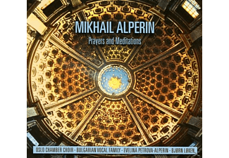 Mikhail Alperin - Prayers And Meditations [CD]
