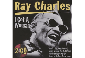 Ray Charles - I Got A Woman - (CD)