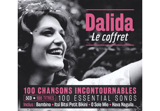 Dalida - The Box-Set - (CD)