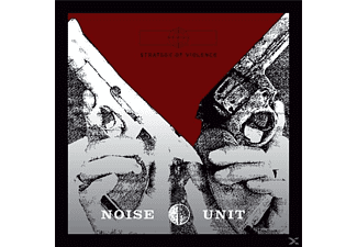 Noise Unit - Strategy Of Violence (Red Vinyl) - (Vinyl)