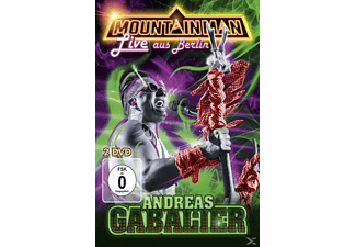 Andreas Gabalier - Mountain Man-Live Aus Berlin - (DVD)