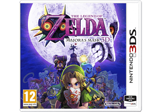 The Legend of Zelda: Majora's Mask (Nintendo 3DS)