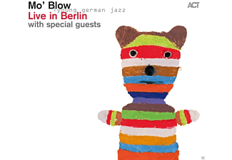 Mo'blow - LIVE IN BERLIN - (CD)