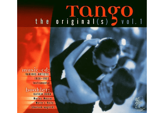 VARIOUS - Tango the Originals Vol.1 - (CD)