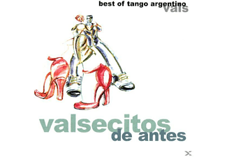 VARIOUS - Valsecitos De Antes - (CD)