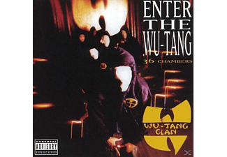 Wu-Tang Clan -  Enter the Wu-Tang Clan [Βινύλιο]