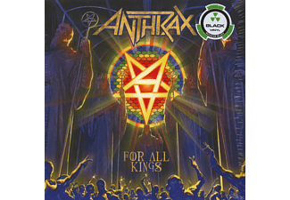 Anthrax - For All Kings - (Vinyl)