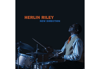 Herlin Riley - New Direction - (CD)