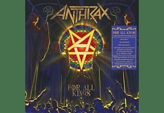 Anthrax - For All Kings - (LP + Bonus-CD)