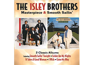 The Isley Brothers - Masterpiece / Smooth Sailin' (CD)
