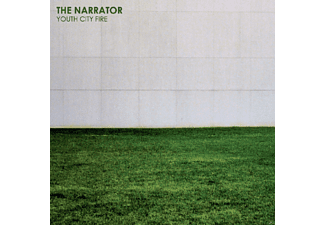 The Narrator - Youth City Fire - (CD)