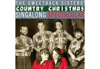 Sweetback Sisters - Country Christmas Singalong Spectacular [CD]