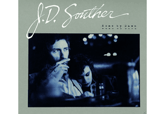 J.D. Souther - Home By Dawn - (CD)