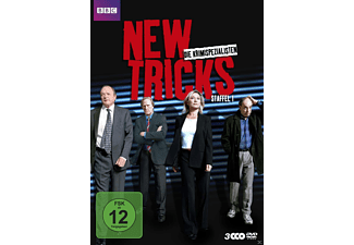 New Tricks-Die Krimispezial.:Staffel1 - (DVD)