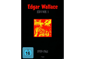 Edgar Wallace Edition Box 1 - (DVD)
