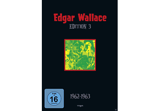 Edgar Wallace Edition Box 3 [DVD]