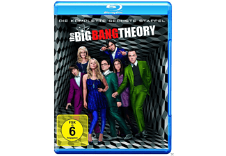 The Big Bang Theory - Staffel 6 - (Blu-ray + DVD)