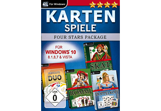 Kartenspiele Four Stars für Windows 10 [PC]