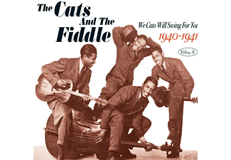 The Cats And The Fiddle - We Cats Will Swing For You - Volume 2 - (CD)