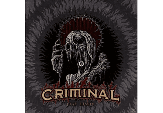 Criminal - Fear Itself - (CD)