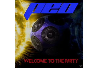 Peo - Welcome To The Party - (CD)