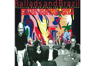 Don't Change Your Hair For Me - Ballads And Brazil [CD]