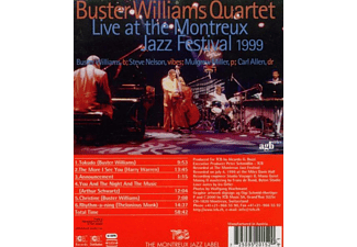 Buster Williams - Live At The Montreux Jazz Festival 1999 - (CD)