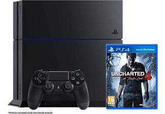 SONY PlayStation 4 1 TB Uncharted 4: A Thief's End Pack