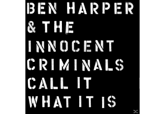 Ben Harper;The Innocent Criminals - Call It What It Is | CD