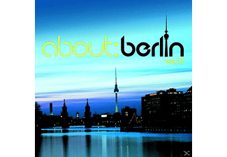 VARIOUS - About: Berlin Vol: 13 - (CD)