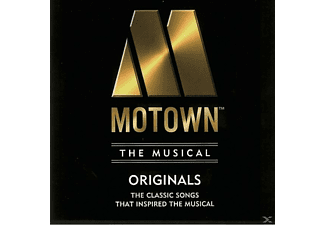 VARIOUS - Motown The Musical (Songs Inspired Broadway Show) - (CD)