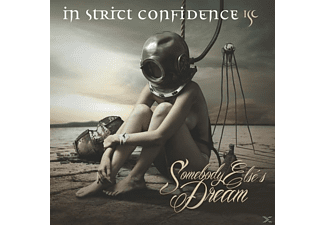 In Strict Confidence - Somebody Elses Dream - (Maxi Single CD)