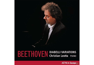 Christian Leotta - Beethoven Diabelli Variations - (CD)
