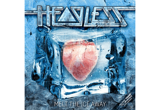 Headless - Melt The Ice Away - (CD)