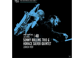 Sonny Trio Rollins, Horace Quintet Silver - Swiss Radio Days Vol.40-Zurich 1959 - (CD)