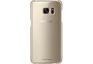 SAMSUNG Clear Cover S7 edge Goud