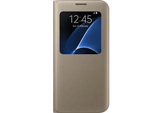 SAMSUNG S View Cover Galaxy S7 edge Goud