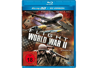 Flight World War II - (3D Blu-ray)