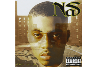 Nas - IT WAS WRITTEN - (CD)