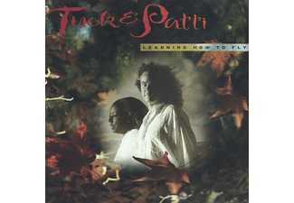 Tuck & Patti - Learning How To Fly - (CD)
