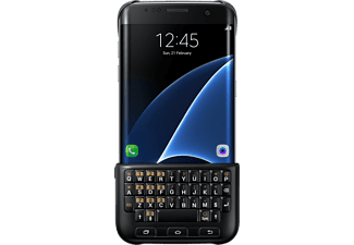 SAMSUNG Keyboard Cover Galaxy S7 edge Zwart