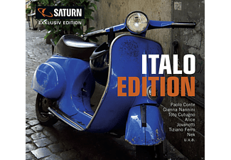 VARIOUS - ITALO EDITION (SATURN EXCLUSIV) - (CD)