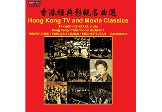 Henry Shek, Varujan Kojian, Kenneth Jean, Hong Kong Po, Nishizaki Takako - Hong Kong Tv And Movie Themes - (CD)