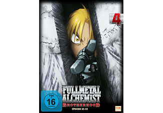 Fullmetal Alchemist - Brotherhood - Volume 4 (Folge 25-32) - (DVD)