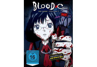 Blood C - Die Serie Volume 3 - (DVD)