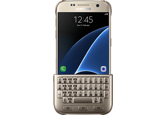 SAMSUNG Keyboard Cover Galaxy S7 Goud