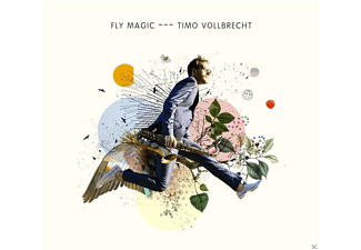 Timo Vollbrecht - Fly Magic - (CD)