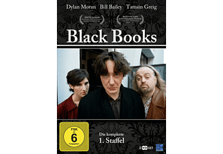 Black Books Staffel 1 [DVD]
